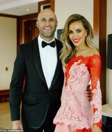 AFL: Chris Judd is eyeing off a political profession after Parliament House sighting