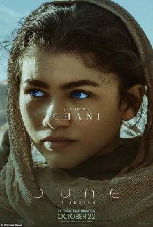 Dune first trailer: Zendaya and Timothee Chalamet kiss