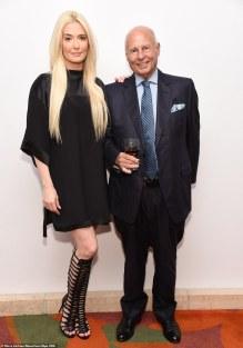 RHOBH's Erika Jayne and estranged husband Tom Girardi slash the worth of Pasadena manse by +million