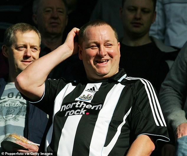 Mike Ashley has opened up on selling Newcastle and why he didn't accept the highest offer