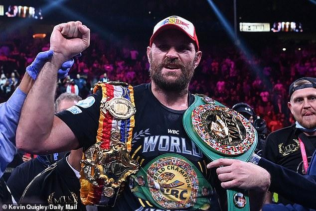 Scott said that Wilder still holds negative energy towards Fury despite their thrilling fight