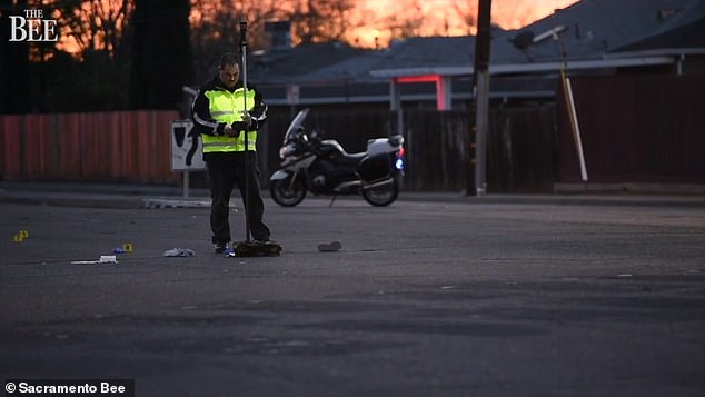 Watch Sacramento pays M to household of grandmother, 72, killed at crosswalk – Dwelling   Day by day Mail Online