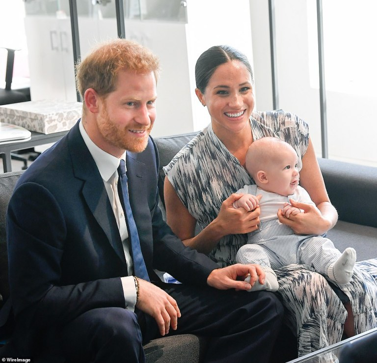 Watch Meghan accused of utilizing her royal title to meddle in US politics – Residence | Day by day Mail Online