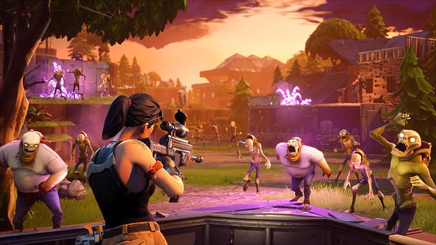 Banner 2048x1152 Fortnite Gaming