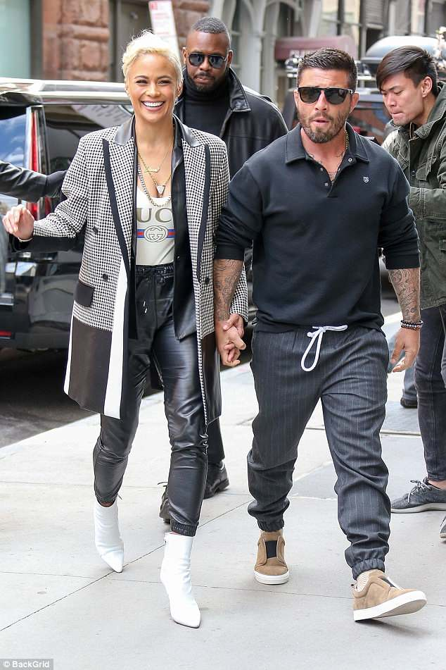 Paula Patton steps out for first time with new boyfriend ...