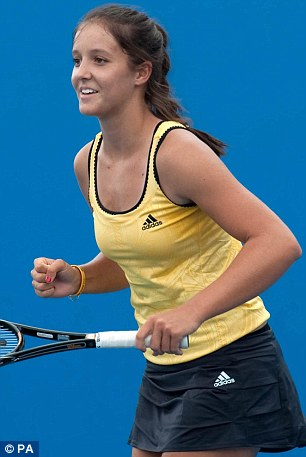 Laura Robson Has Regrets But Just Don T Bet On It