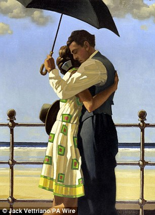 Jack Vettriano The Secrets Of My Success Daily Mail Online