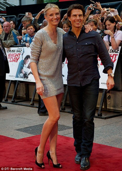 Knight and Day review: Tom Cruise's new film is a flop ...