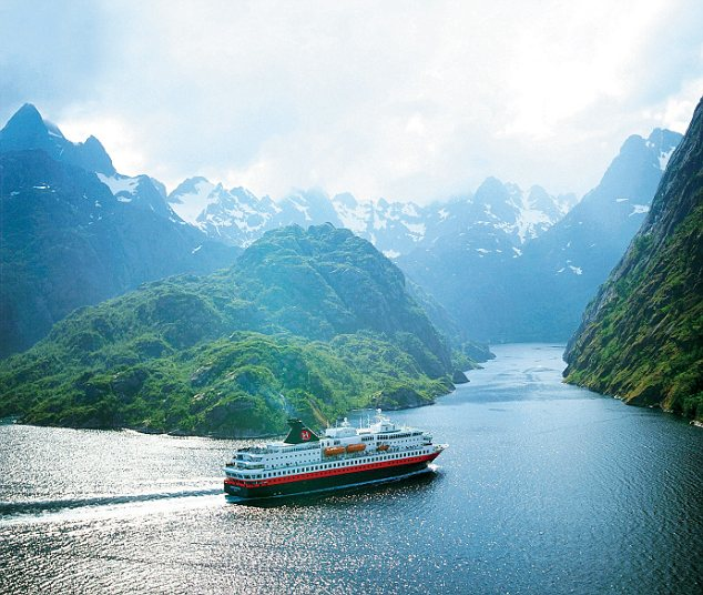 Northern Lights Fjords Cruise