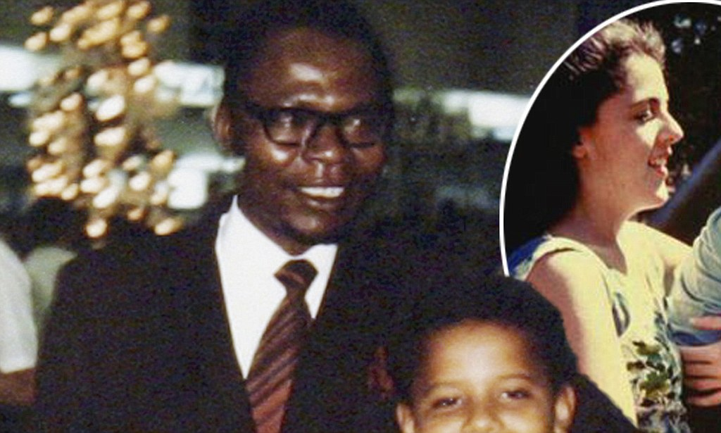 Barack Obama's father was a serial womaniser who was ...