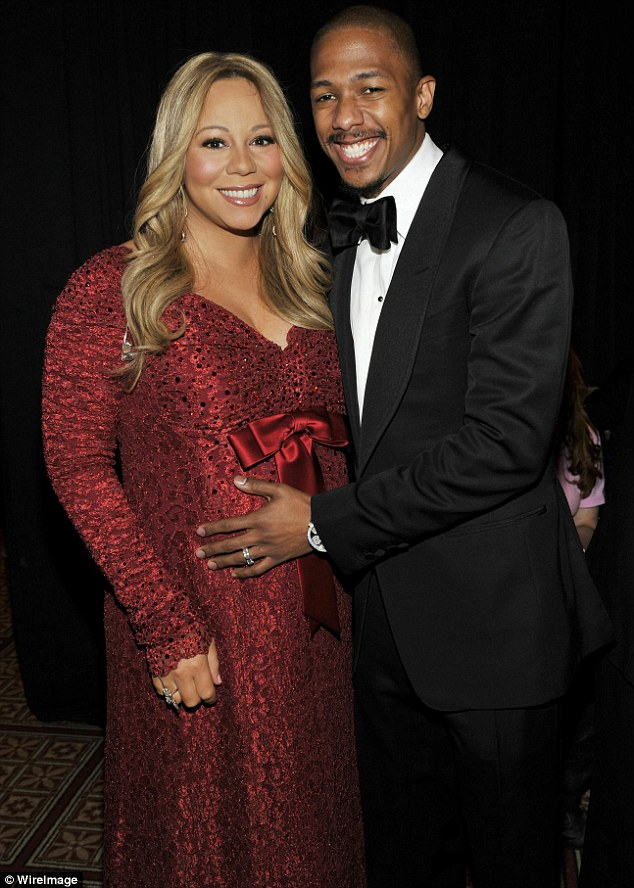 Mariah Carey gives birth to twins and renews vows with ...
