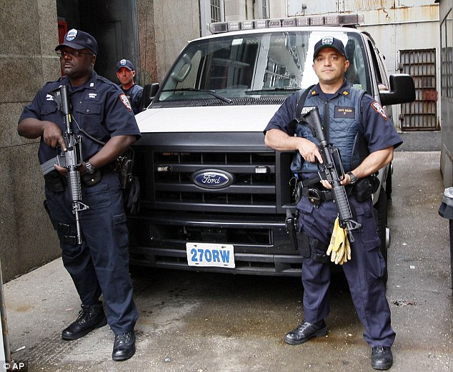 Armed Guard Nyc