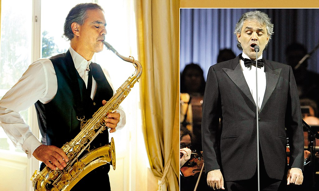 Andrea Bocelli I Avoid Sex Before A Big Concert Daily