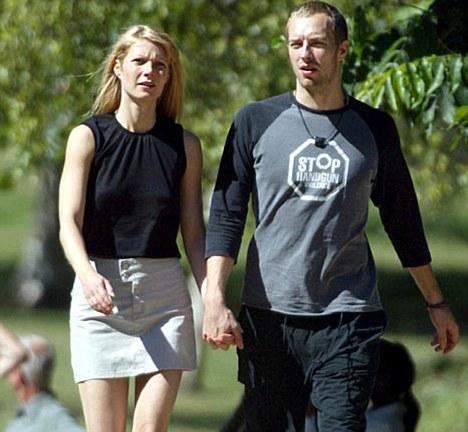 Gwyneth Paltrow says marriage to Chris Martin 'is hard ...