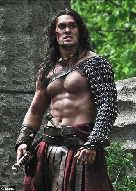 Arnold Schwarzenegger Conan Barbarian