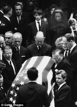 Robert F Kennedy 'assassin' Sirhan Sirhan claims he was ...
