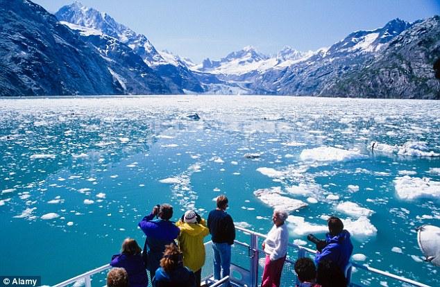 Northern Lights Alaska Cruise Ship
