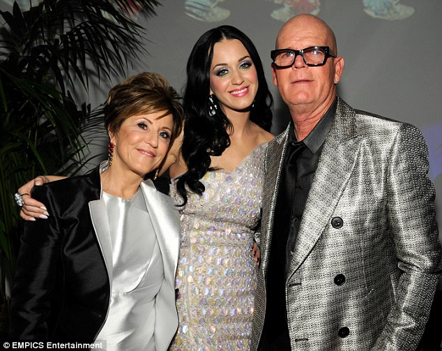 Katy Perry's divorce was a gift from God, her minister parents tell congregation   Daily Mail Online