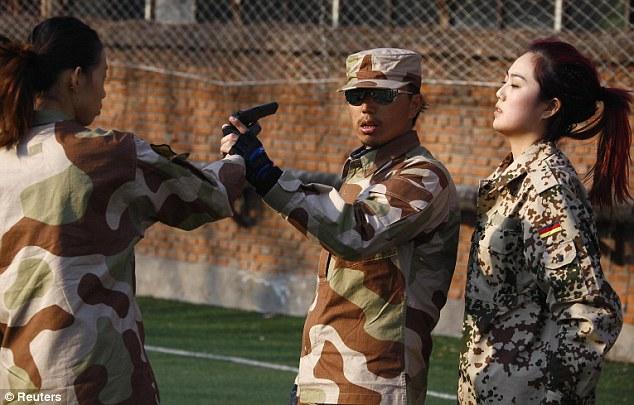 Bodyguard Services Training Academy