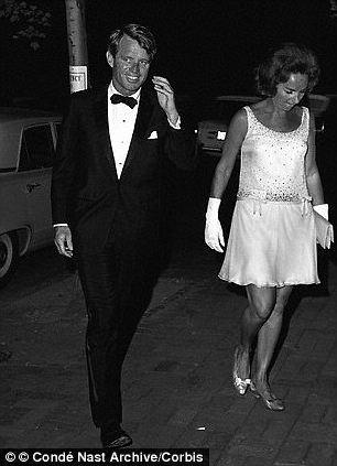 Robert Kennedy feared Mafia would blind his children in ...