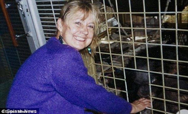 Andrew Oberle: American student mauled by two chimpanzees in South Africa had been standing in a ...