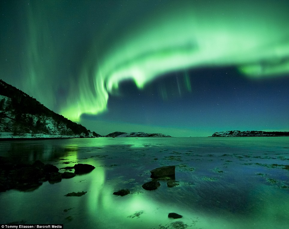 Northern Lights Occurrence