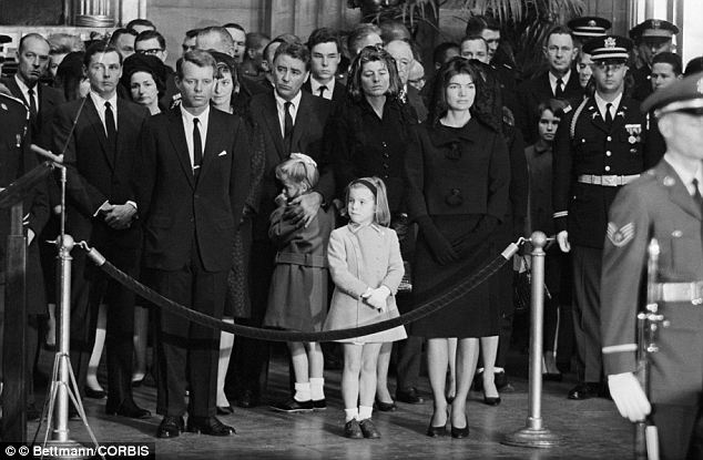 Former Kennedy wife tells of Robert Kennedy's come-ons ...