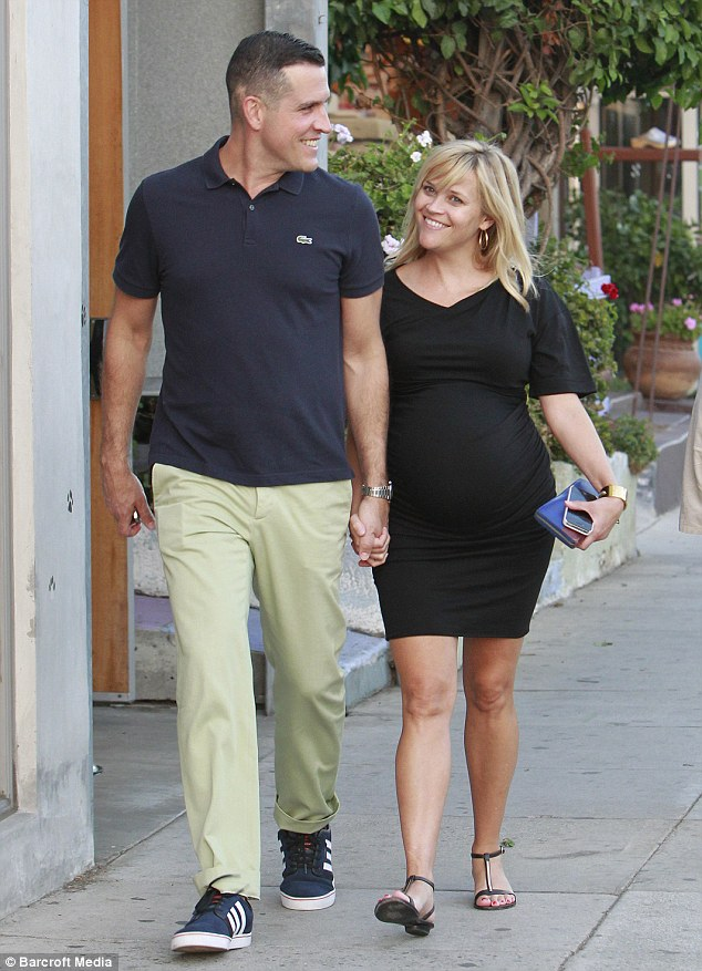 Ava Witherspoon Baby