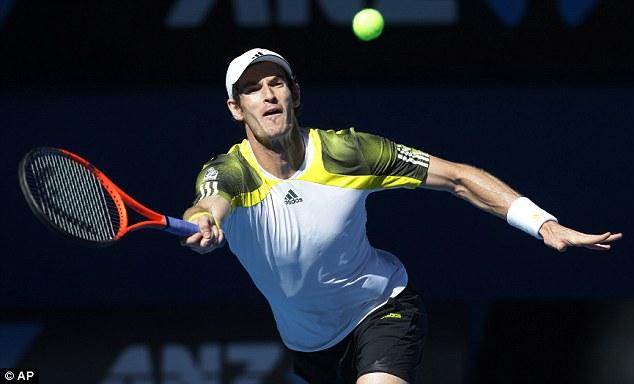 Federer Murray Australian Open 2013