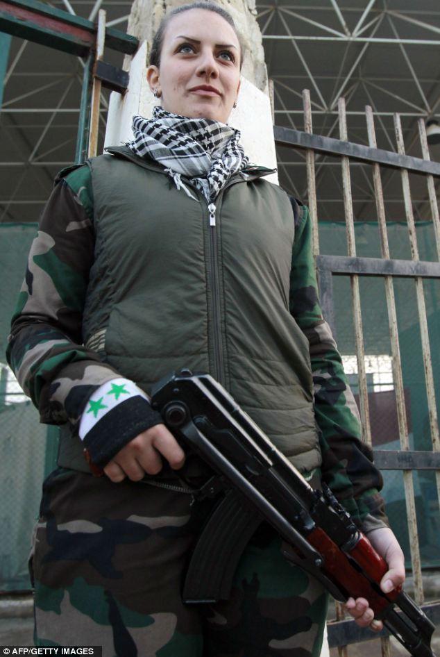 Armed Guard Training