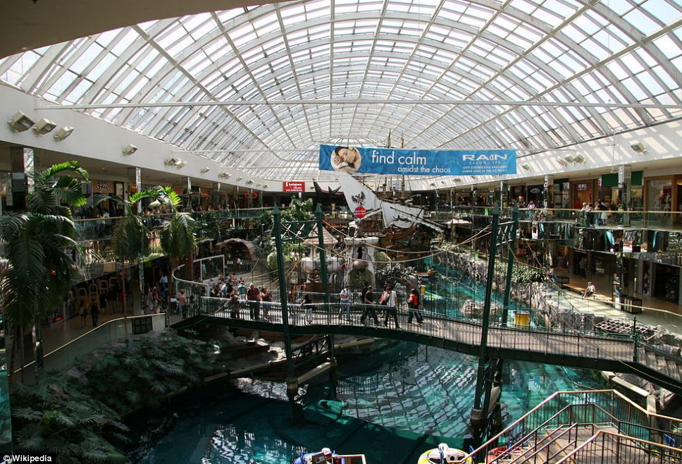 Biggest Water Park Inside