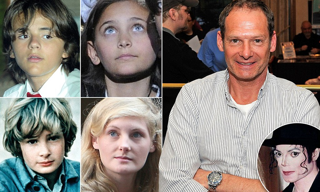 Mark Lester: I'm the father of Michael Jackson's children ...
