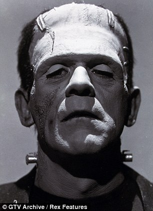 Aaron Eckhart transforms into Frankenstein's monster in ...