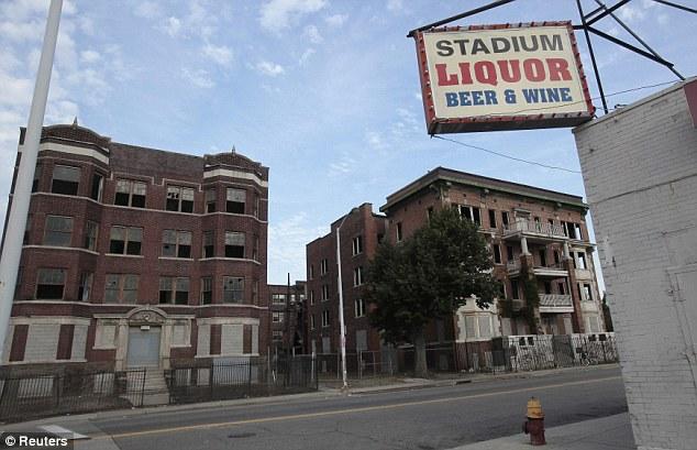 Detroit School Inner City