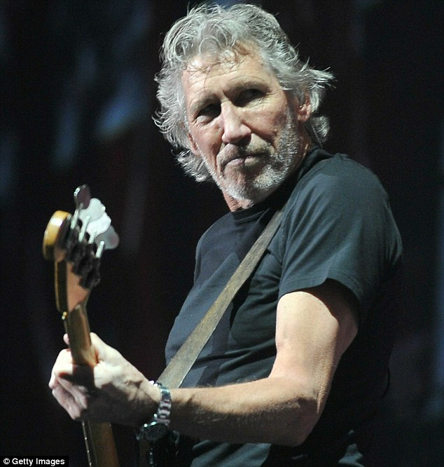Star David Roger Waters Pig