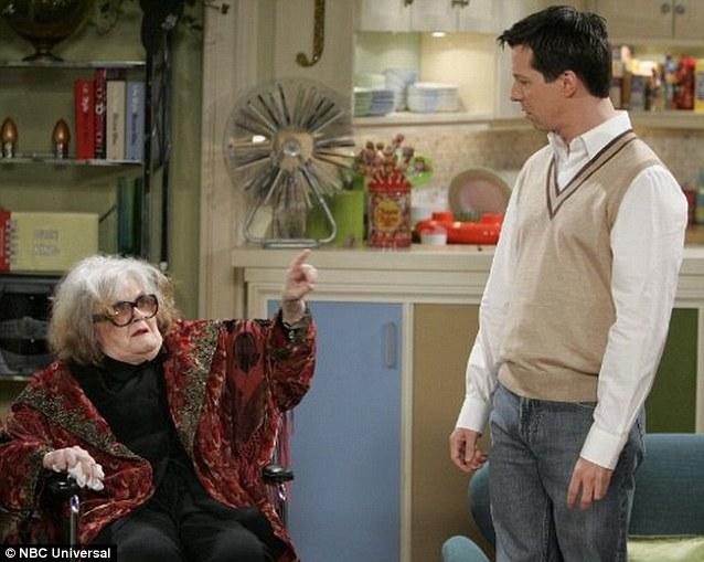 Martin And Rowan Laugh Cast