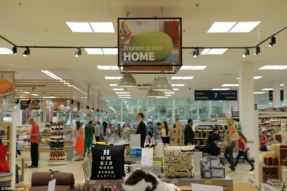 Department Stores Sell Furniture