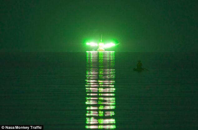 Led Fish House Lights