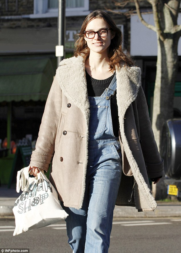 Keira Knightley Daily Mail
