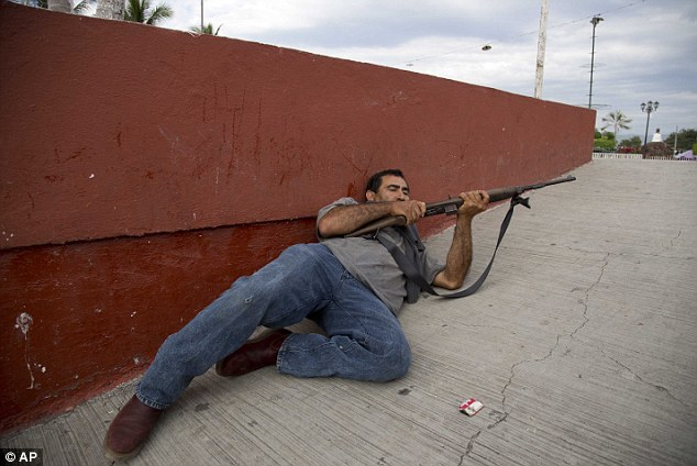 Knights Templar Drug Cartel Mexico