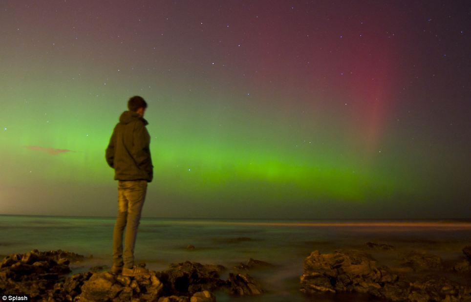 Can Northern Lights Be Seen Scotland
