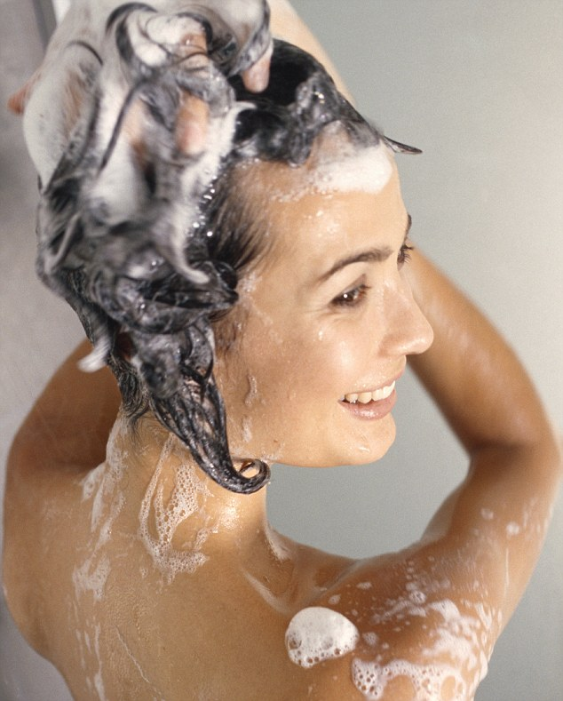 After Shower Hair Conditioner