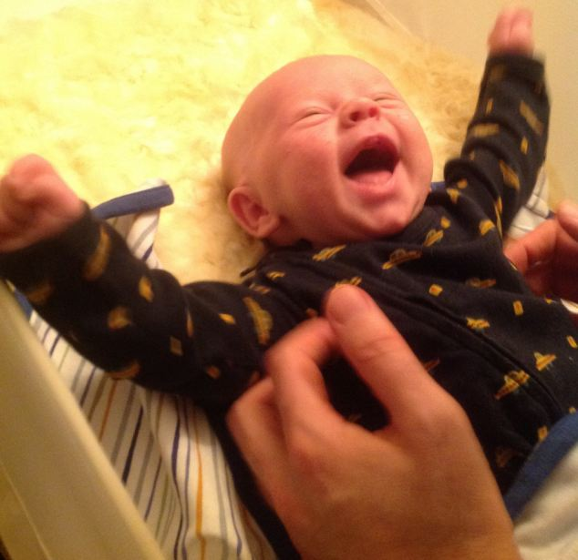 How Old Do Babies Start Laughing
