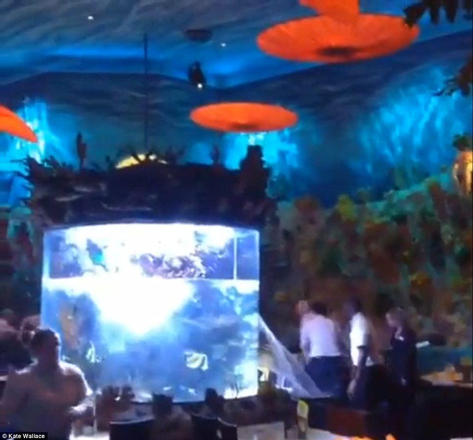 Disney Themed Restaurant Uk