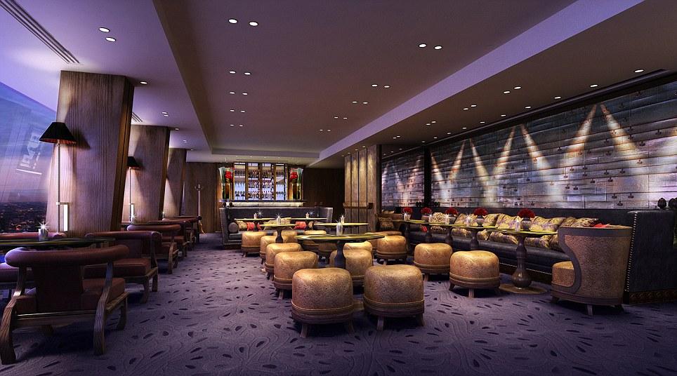 Shard London Bar