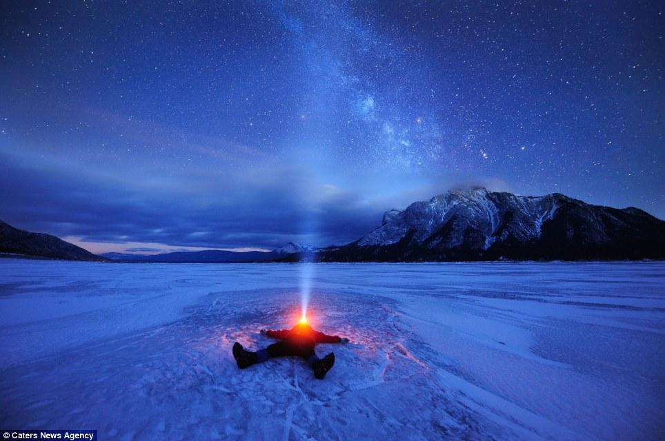 Northern Lights Jasper