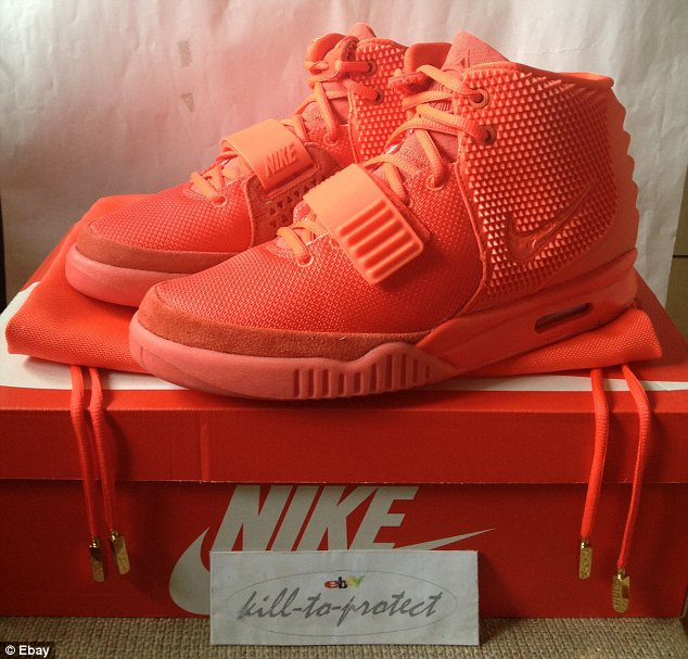 Kanye West New Shoes