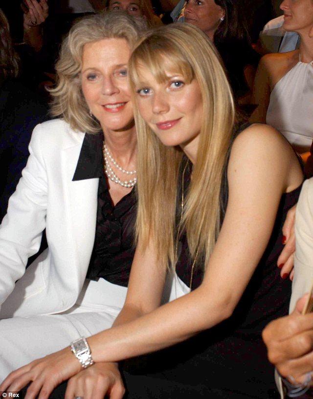 Gwyneth Paltrow breaks down in tears watching mother ...