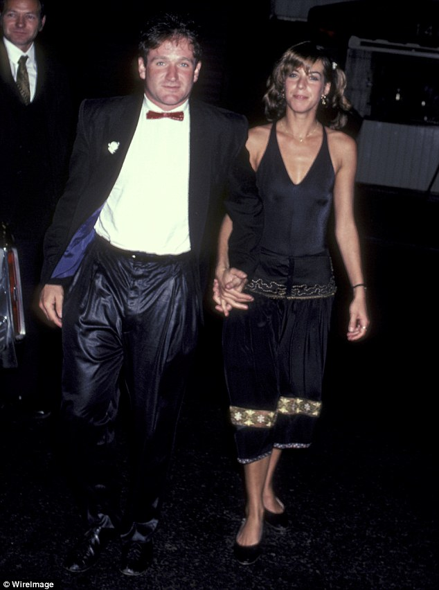Robin Williams Son Zachary
