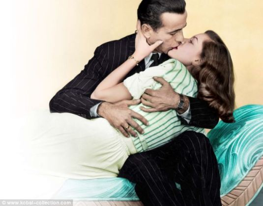 LAUREN BACALL tells of her tempestuous marriage to Humphrey Bogart     The marriage of Humphrey Bogart and Lauren Bacall was one of Hollywood s  greatest romances